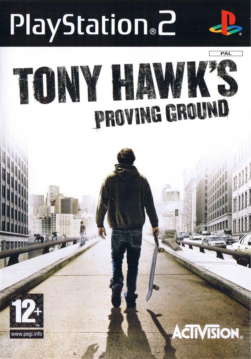 Tony Hawk's Proving Ground (2007)