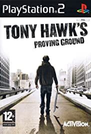 Tony Hawk's Proving Ground Poster