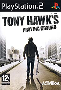 Primary photo for Tony Hawk's Proving Ground