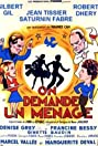 On demande un ménage (1946) Poster