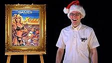 Bad Game Cover Art: X-Man