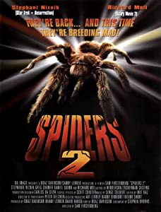 Full movies you can watch free Spiders II: Breeding Ground by Gary Jones [FullHD]