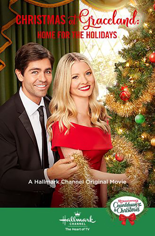 Christmas At Graceland Home For The Holidays Tv Movie 2019 Imdb