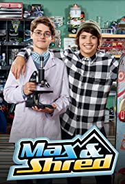Max and Shred Poster