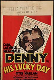 His Lucky Day Poster