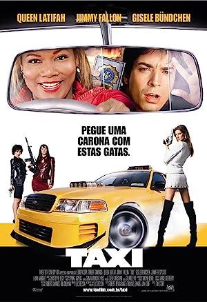 Taxi: Derrape total Cartel de la película