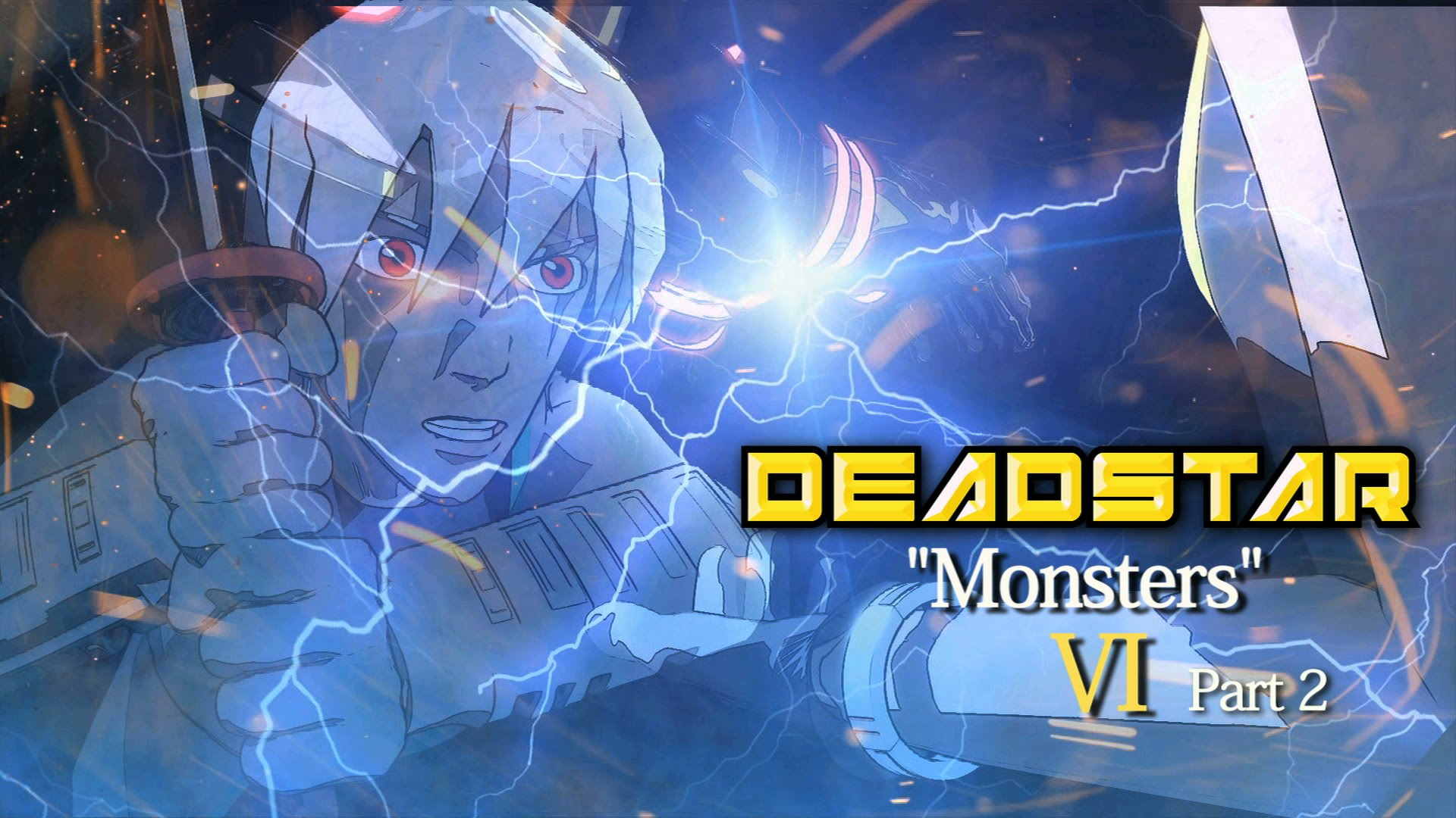 Deadstar: Monsters