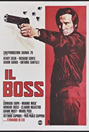 The Boss (1973) Poster - Movie Forum, Cast, Reviews