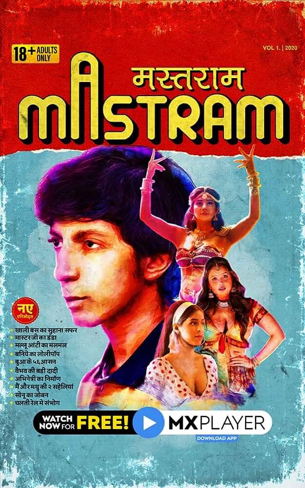 Mastram Complete Season 1 (Hindi)