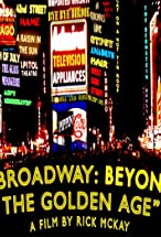 Primary image for Broadway: Beyond the Golden Age