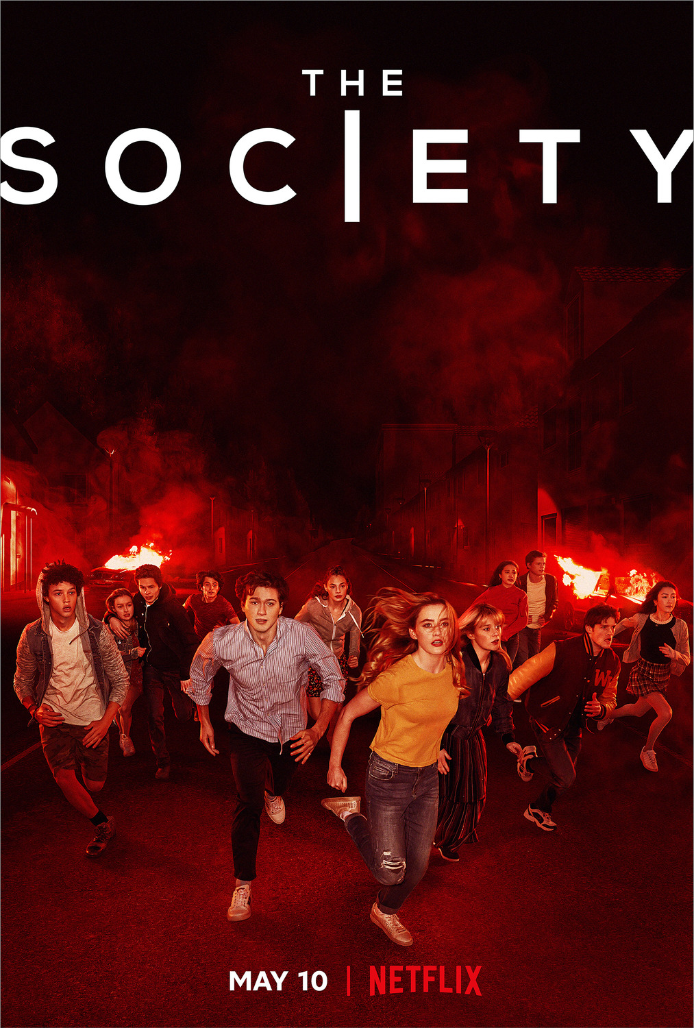 VISUOMENĖ (1 Sezonas) / THE SOCIETY Season 1