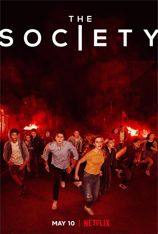 Výsledek obrázku pro the society netflix