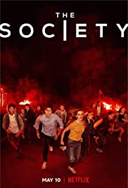 The Society Poster - TV Show Forum, Cast, Reviews