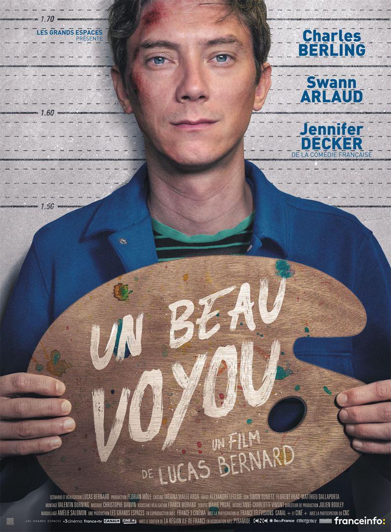 Swann Arlaud in Un beau voyou (2018)