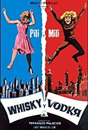 Whisky y vodka Poster