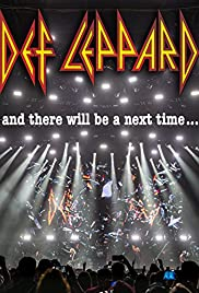 Def Leppard: And There Will Be a Next Time - Live in Detroit Poster