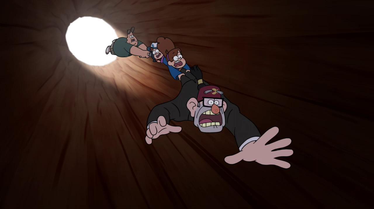 Gravity Falls 1×14 – ¡Pozo sin fondo!