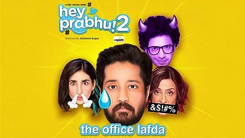 The Office Lafda | Trailer 1 | Hey Prabhu 2 | Rajat Barmecha | MX Player