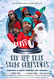 The App That Stole Christmas Poster