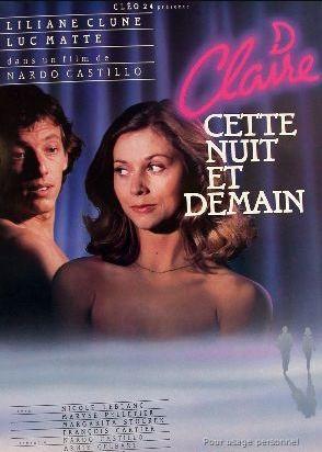 Claire... cette nuit et demain ((1985))