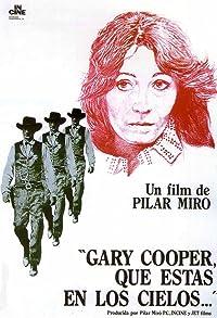Primary photo for Gary Cooper, que estás en los cielos