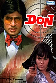 Don (1978) Poster - Movie Forum, Cast, Reviews