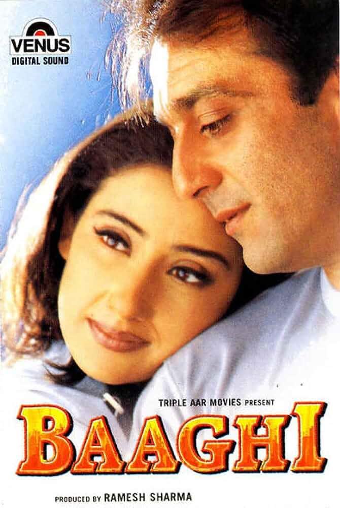 Baaghi (2000) Full Movie WebRip Hindi 1080p x264 DDP 2.0 ESub