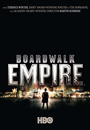 Boardwalk Empire TV Poster