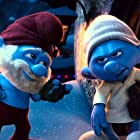 Jack Angel and George Lopez in The Smurfs: A Christmas Carol (2011)