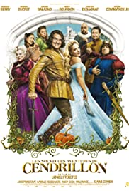 The New Adventures of Cinderella Poster