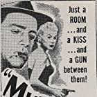 Paul Langton and Barbara Payton in Murder Is My Beat (1955)