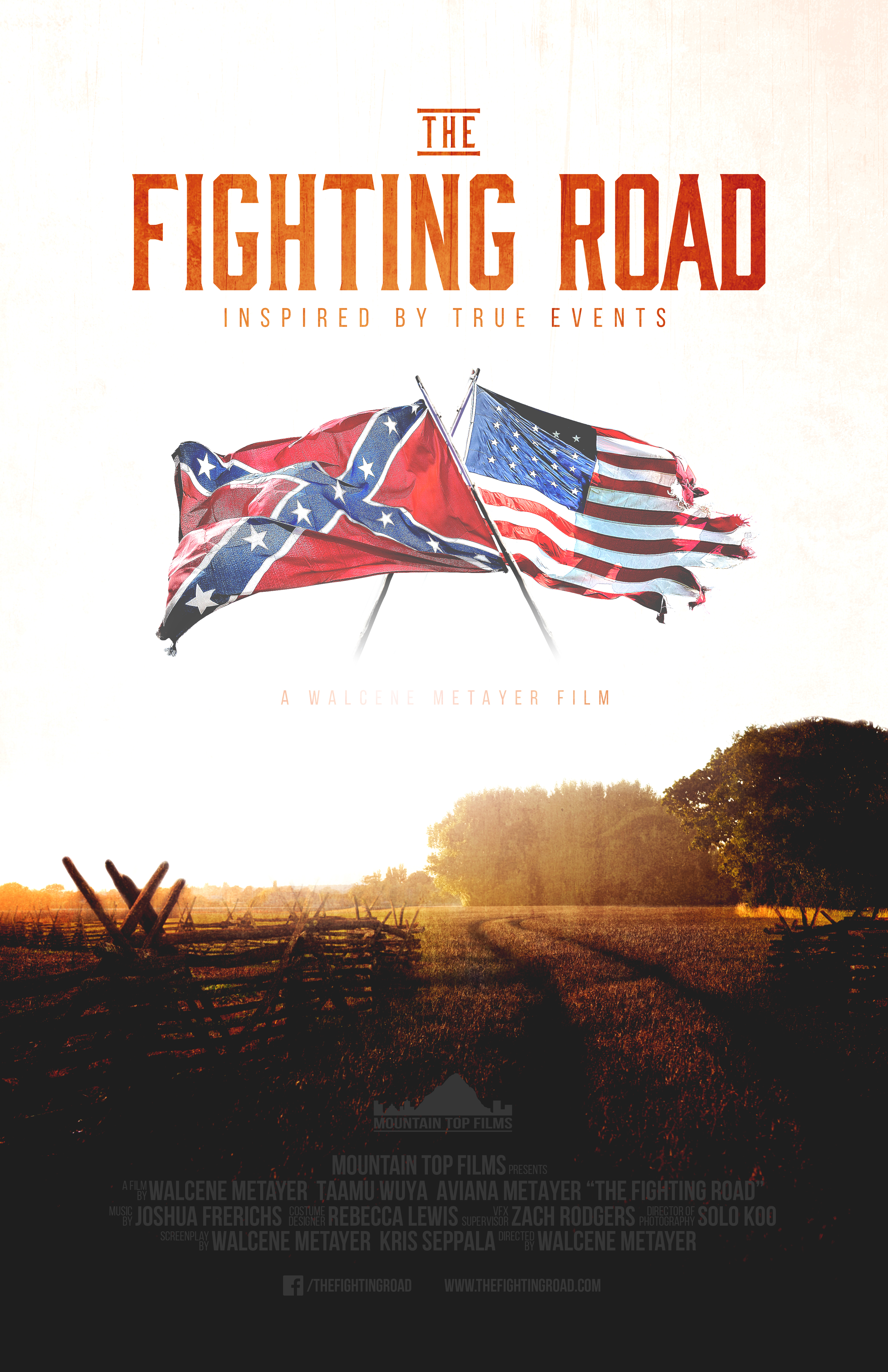 The Fighting Road