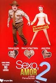 Sexo, amor y otras perversiones 2 Poster