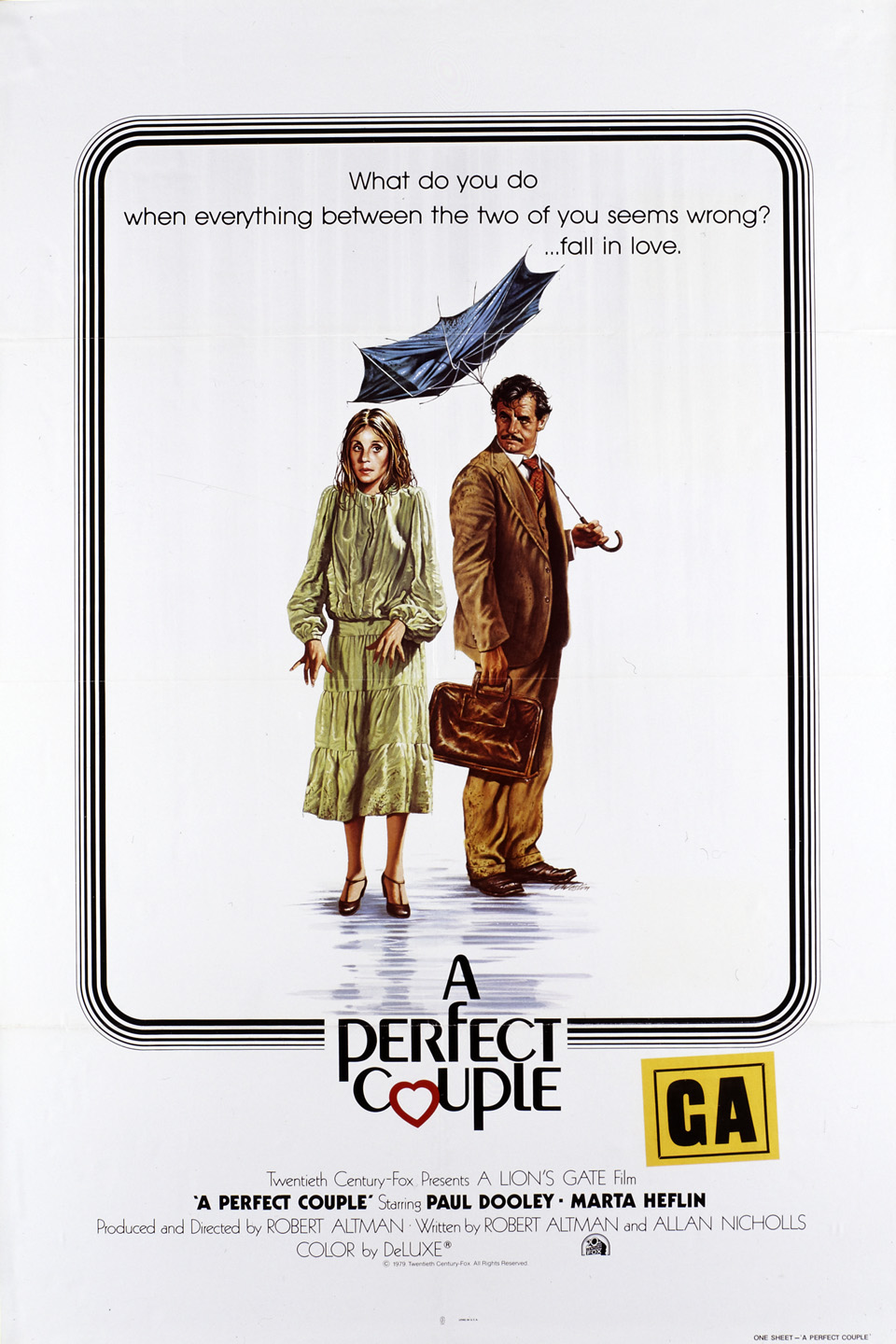A Perfect Couple (1979)