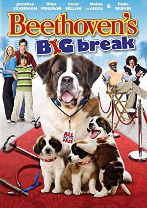 Beethoven's Big Break (2008) online sa prevodom