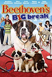 Beethoven's Big Break (2008) Poster - Movie Forum, Cast, Reviews