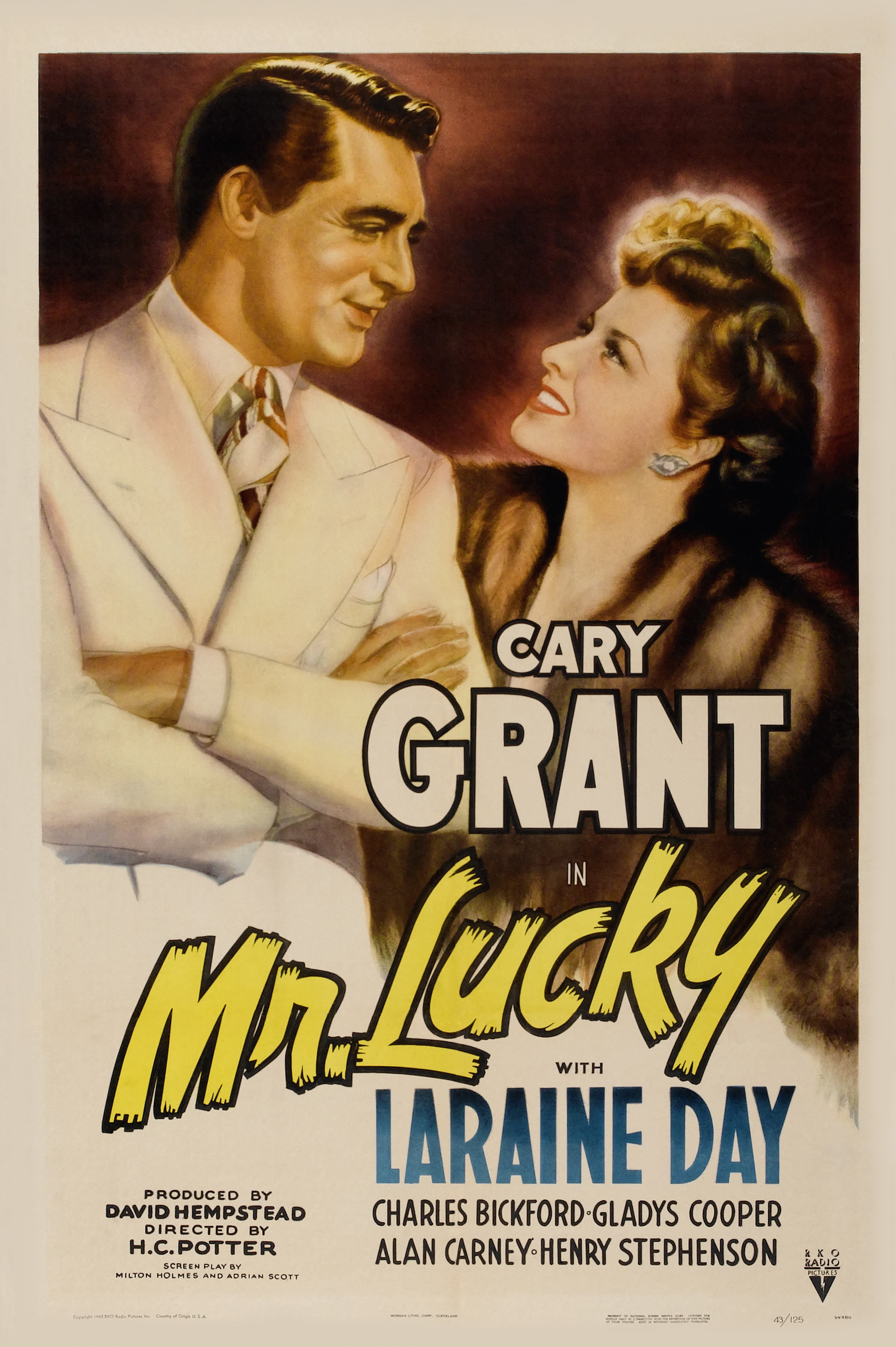 Mr. Lucky (1943) - IMDb