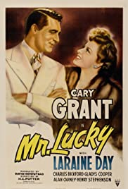 Mr. Lucky (1943) Poster - Movie Forum, Cast, Reviews