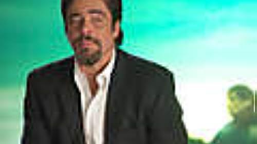 Benicio Del Toro on his Character Richard Matt