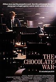 The Chocolate War (1988) 720p
