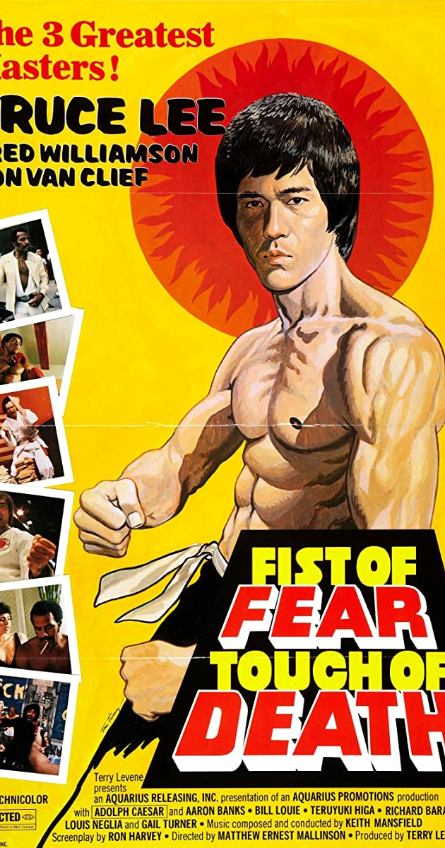 Fist of Fear, Touch of Death 1980 (BluRay) - New Hollywood Dubbed Movies