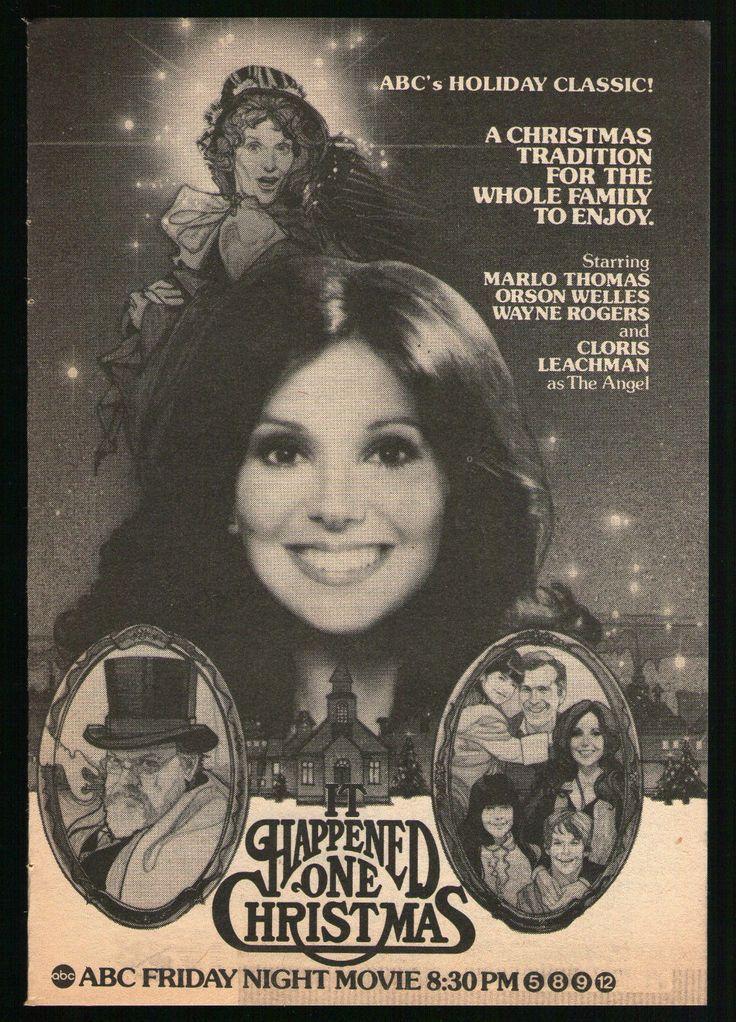 It Happened One Christmas Tv Movie 1977 Imdb