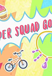 Super Squad Goals Poster