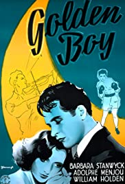 Golden Boy Poster