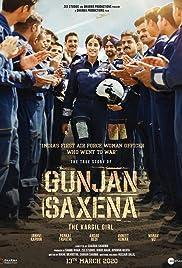 Gunjan Saxena: The Kargil Girl Poster