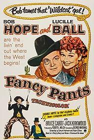 Fancy Pants (1950) Poster - Movie Forum, Cast, Reviews