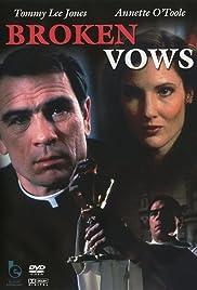 Broken Vows(1987) Poster - Movie Forum, Cast, Reviews