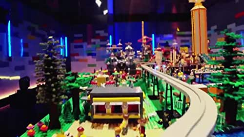 Lego Masters: Dream Park Theme Park
