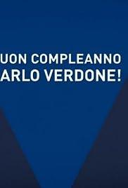 Buon Compleanno Carlo Verdone! Poster