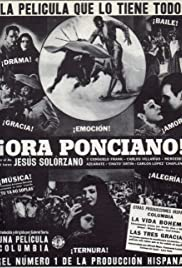 Come on Ponciano Poster